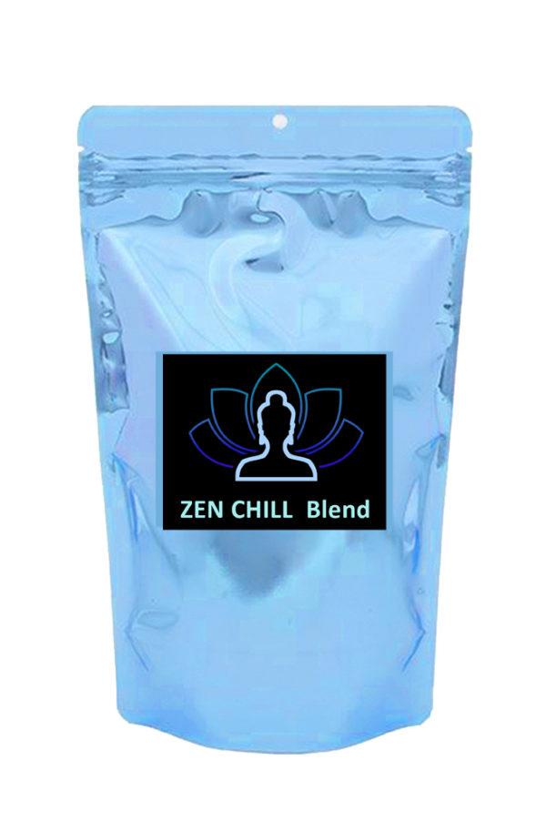 zen chill blend kratom powder